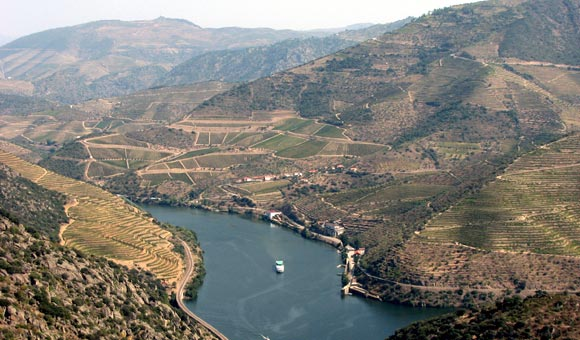 The Upper River Douro
