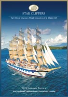 Star Clippers Summer 2021 Brochure