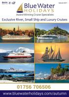 Cruising Holidays Autumn 2017 Brochure