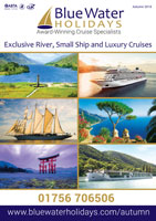 Cruising Holidays Autumn 2018 Brochure