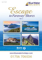 Escape to Faraway Shores Part 2