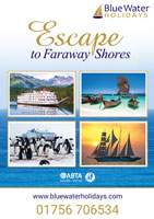 Escape to Faraway Shores