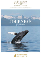 Regent Seven Seas - Journeys of Wonder Brochure 2018