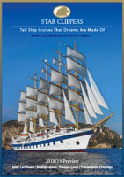 Star Clippers 2018/19 Preview Brochure