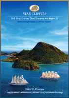 Star Clippers 2019/20 Preview Brochure