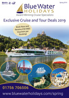 Cruising Holidays Spring 2019 Brochure