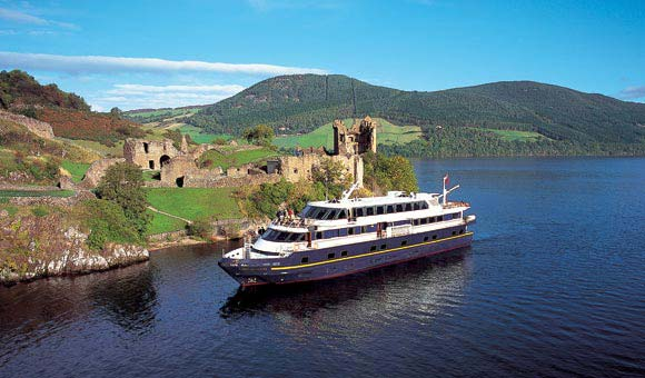 See Loch Ness on a Highlands and Islands Cruise