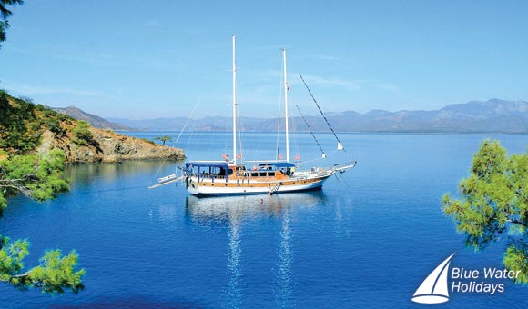 Anatolian Sky - Blue Voyage Turkish Gulet Cruise