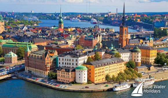 Cruise and Maritime Voyages - Baltic Capitals and St Petersburg