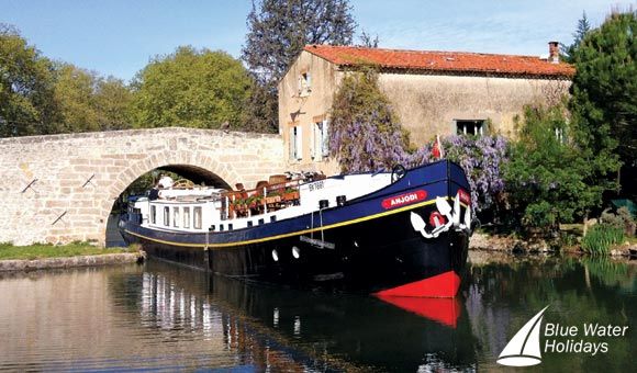 European Waterways - Luxury Canal du Midi Hotel Barge Cruise