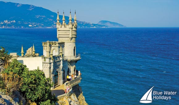 Oceania Cruises - Luxury Black Sea Legends