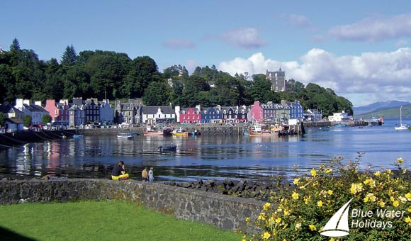 Blue Water Holidays Charter - Scottish Highlands and Hebridean Islands
