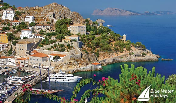 Variety Cruises - Classical Greece Megayacht Cruise