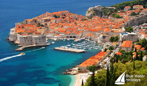 Explore the historic city of Dubrovnik