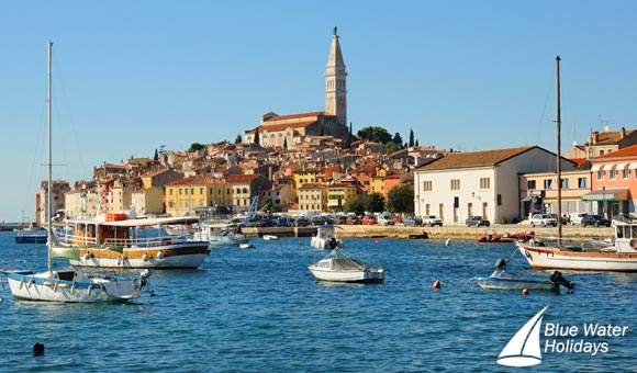 Explore the historic city of Rovinj