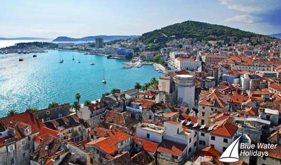 Visit the UNESCO World Heritage Site of Split