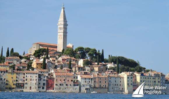 Discover the charming city of Rovinj