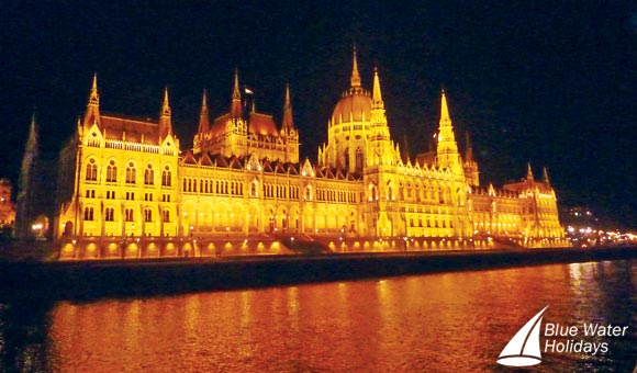 Explore Budapest on the River Danube