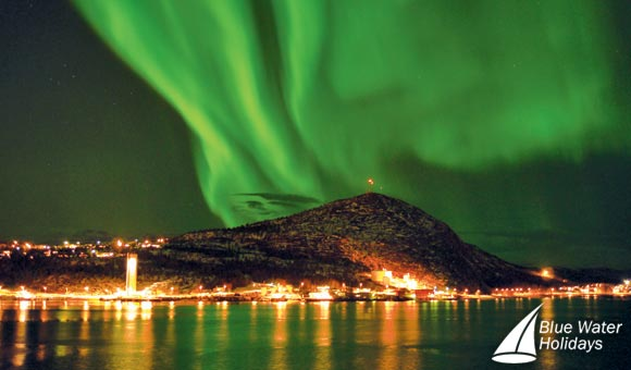 Toast the New Year on an unforgettable Northern Lights voyage