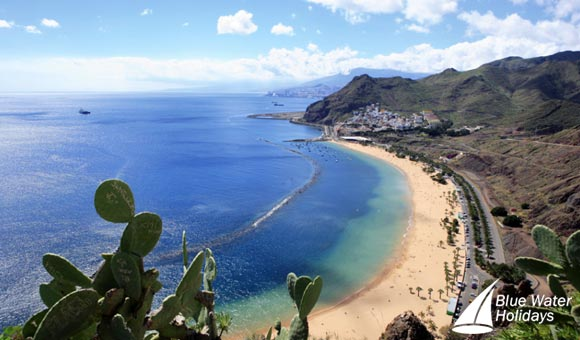 Enjoy some winter sun on the island of Tenerife