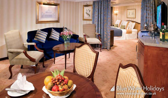 Azamara Journey Royal Suite