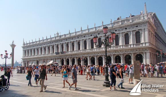 Explore St Mark's Square