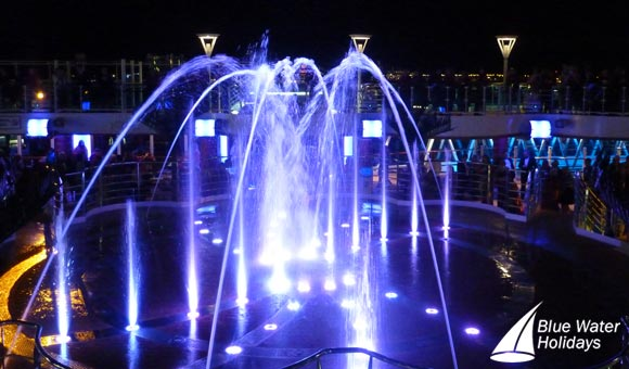 'Light and Water Show'