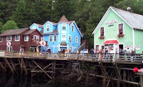 Customer Picture: Creek Street, Ketchikan