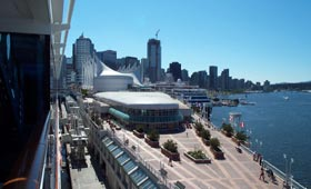 Customer Picture: Vancouver Cruise Terminal