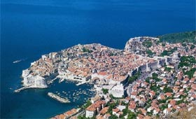"Cruise to Dubrovnik ""pearl of the Adriatic"""