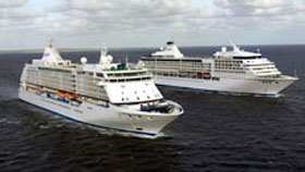 Seven Seas Voyager and Navigator