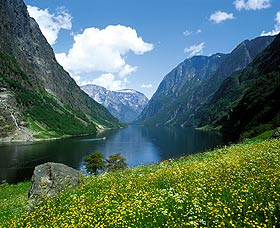 Norway's stunning fjords