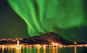 The Aurora Borealis - The Northern Lights