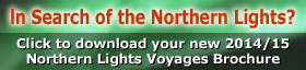 Download the 2014/15 Northern Lights brochure