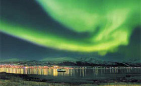 Cruise the Northern Lights