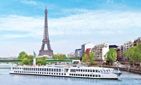 River Baroness in Paris