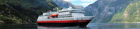 Hurtigruten Norway Coastal Voyages
