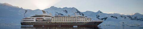 Ponant Luxury and Expedition Cruises