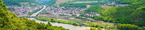 Rhine to Danube River Cruises