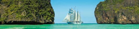 Star Clippers Asia Cruises