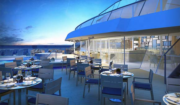 Viking Star Aqavit Terrace