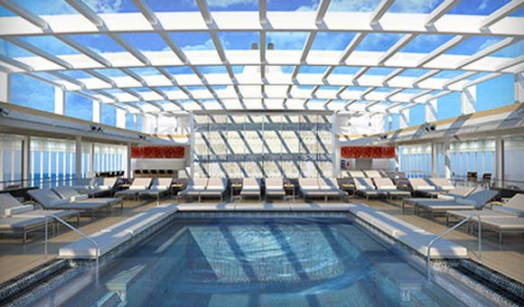 Viking Star Pool Spa