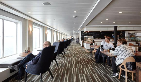 Nordkapp Cruises To Norway From Hurtigruten