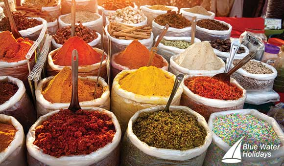Discover the colours and flavours of India on a Ganges cruise