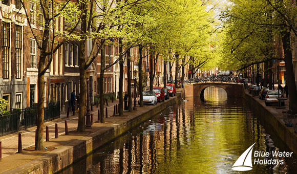Explore the Dutch capital of Amsterdam
