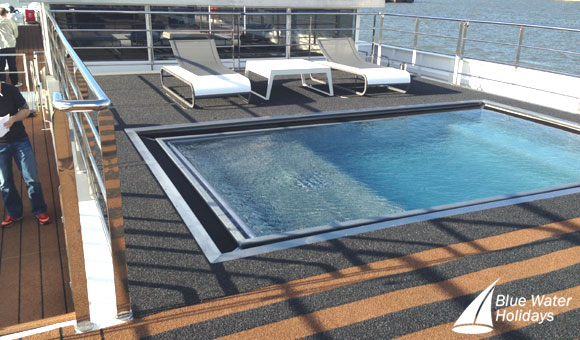 Pool on the Sun Deck