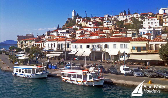 Discover the beautiful island of Poros