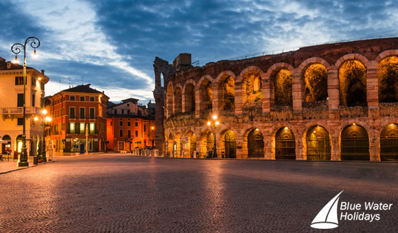 Explore Verona, the famed city of Romeo and Juliet