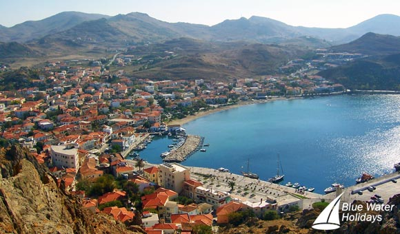 Explore the picturesque Greek island of Lemnos