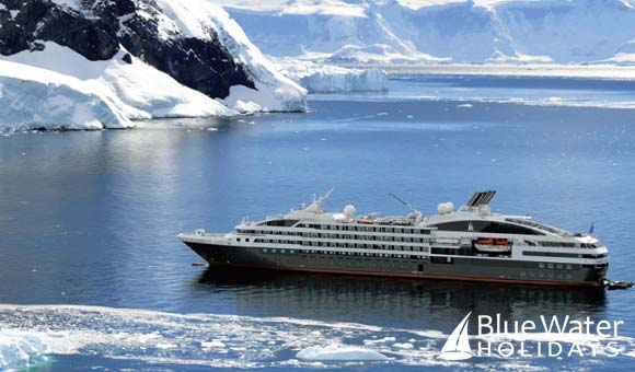 Enjoy an unforgettable voyage to Antarctica on a luxury expedition ship